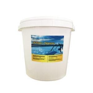 PН – плюс(гранулы) – 6 кг для  плавательного бассейна