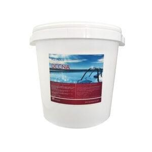 DCCNA -Гранулы хлора для дезинфекции воды 5кг