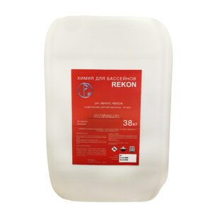 Регулятор pH минус REKON на основе серной кислоты 38 кг для бассейна