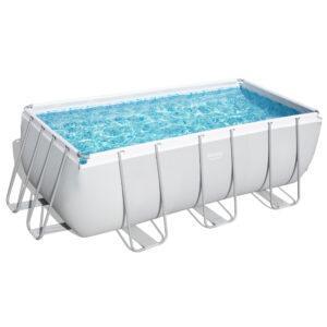 Каркасный бассейн Bestwey 412х201х122 см