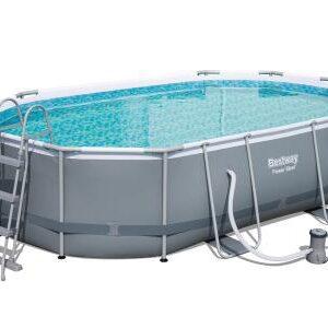Каркасный бассейн Bestwey 488х305х107 см