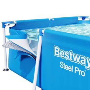 Каркасный бассейн Bestwey 400х211х81 см