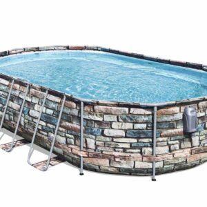 Каркасный бассейн Bestwey 610х366х122 см
